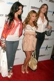Adrienne Bailon, Khloe Kardashian, Stockfoto