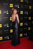 Adrienne Frantz llega los 2012 Premios Emmy diurnos Foto de archivo libre de regalías