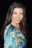 Adrienne Janic Foto de archivo libre de regalías