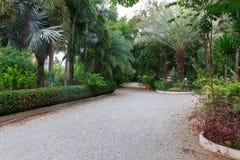 Adrin-Garten Lizenzfreies Stockfoto