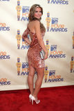 Adrina Patridge 2009 MTV Movie Awards Royalty Free Stock Photo