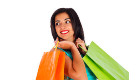 Ads For Shoppers Royalty Free Stock Images