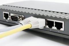 ADSL δρομολογητής Στοκ Εικόνες