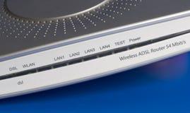 ADSL Imagen de archivo libre de regalías