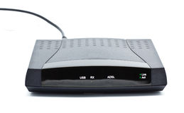 Adsl Modem Royalty Free Stock Photos