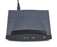 ADSL-Modem Stockbild