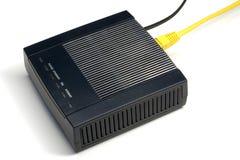 adsl-modem Arkivbilder