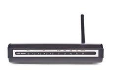 adsl-router Royaltyfri Bild