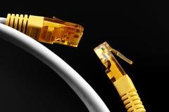 ADSL-Telefon Jack Stockbilder