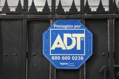 ADT Fotos de archivo libres de regalías