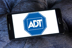 Adt security company logo Stock Photography
