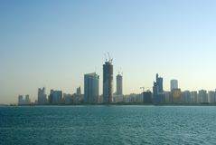Adu Dhabi Stockbild