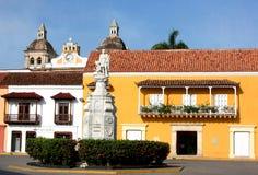 aduana de la plaza royaltyfria bilder