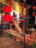 Aduana fúnebre 2 del budismo Fotos de archivo