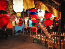 Aduana fúnebre 3 del budismo Fotografía de archivo