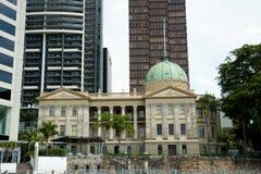 Aduanas - Brisbane - Australia Fotos de archivo libres de regalías