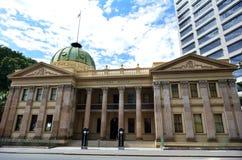 Aduanas - Brisbane Queensland Australia Foto de archivo libre de regalías