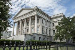 Aduanas - Charleston, SC Imágenes de archivo libres de regalías