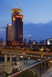 Aduanas chinas en Shangai Fotos de archivo libres de regalías