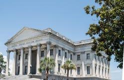 Aduanas de Estados Unidos en Charleston, Carolina del Sur Foto de archivo libre de regalías
