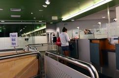 Aduanas de Nueva Zelanda y servicio de protección de la frontera Foto de archivo libre de regalías