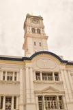 Aduanas de Penang que construyen - Wisma Kastam George Town, Penang Malasia Foto de archivo libre de regalías