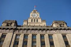 Aduanas de Shangai Fotografía de archivo libre de regalías