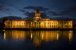 Aduanas Dublín Imagen de archivo libre de regalías