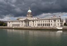 Aduanas Dublín Imágenes de archivo libres de regalías