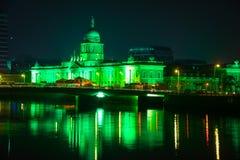 Aduanas dublín irlanda Fotografía de archivo libre de regalías