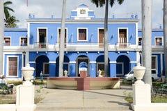 Aduanas en Cienfuegos en Cuba Fotografía de archivo