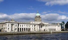 Aduanas de Dublín Fotos de archivo libres de regalías