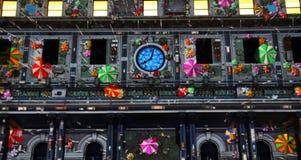 Aduanas en Sydney viva Fotografía de archivo libre de regalías