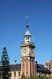 Aduanas - Newcastle Australia Foto de archivo