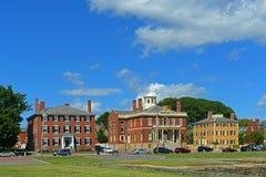 Aduanas, Salem, Massachusetts Imagen de archivo libre de regalías