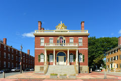 Aduanas, Salem, Massachusetts Imágenes de archivo libres de regalías