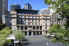 Aduanas Sydney New South Wales Australia Imagenes de archivo