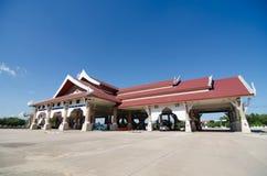Aduanas tailandesas en el nakraseng de la prohibición, Thali, provincia de Loei Fotografía de archivo libre de regalías
