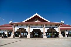 Aduanas tailandesas en el nakraseng de la prohibición, Thali, provincia de Loei Imagenes de archivo