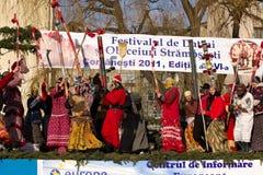Aduanas y tradiciones ancestrales del festival Fotografía de archivo libre de regalías