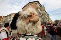 Aduanas y tradiciones ancestrales del festival Fotos de archivo