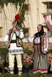 Aduanas y tradiciones ancestrales del festival Foto de archivo libre de regalías