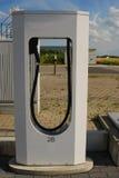 Ładuje stacja dla Elektrycznych samochodów w Niemcy Obrazy Stock