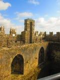 Adular o castelo Fotografia de Stock Royalty Free