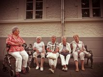 Adult, Age, Elderly Stock Photo