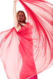 Adult Belly Dancer Stock Images