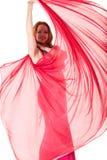 Adult Belly Dancer Stock Images