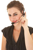 Adult Caucasian businesswoman Royalty Free Stock Photos