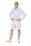 Adult caucasian male Royalty Free Stock Photography