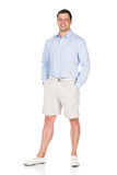 Adult caucasian male Stock Image
